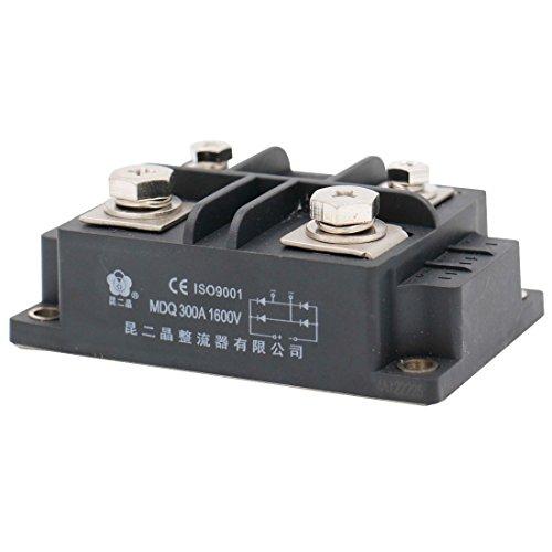 Baomain Bridge Rectifier MDQ-300A Full Wave Diode Module Single Phase 300A 1600V