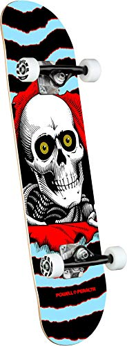 Powell Skate Complete Peralta: Ripper One off Blue 8.0