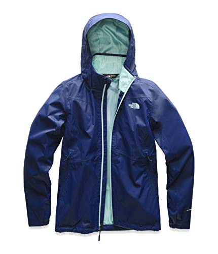 The North Face Women's Resolve Plus Jacket - Sodalite Blue - XS