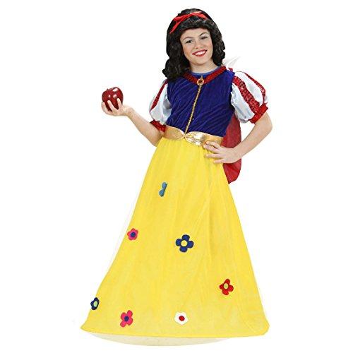Disfraz de Blancanieves Vestido de Princesa Niña Cuento Chica Vestido Disfraz de Blancanieves Cuento de Princesas Disney Disfraz Para Niños Disfraz Carnaval Disfraces Niños
