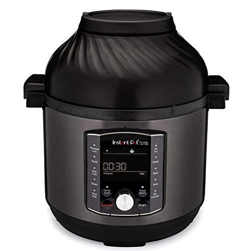 Instant Pot Pro Crisp Pressure Cooker & Air Fryer 8-QT