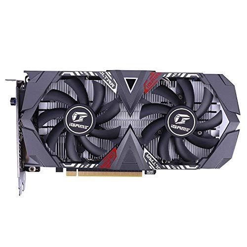 NZB Grafikkarte - Igame Geforce GTX 1650 Ultra C 4G Elektronische Spiele Eat Chicken Computer Grafikkarte