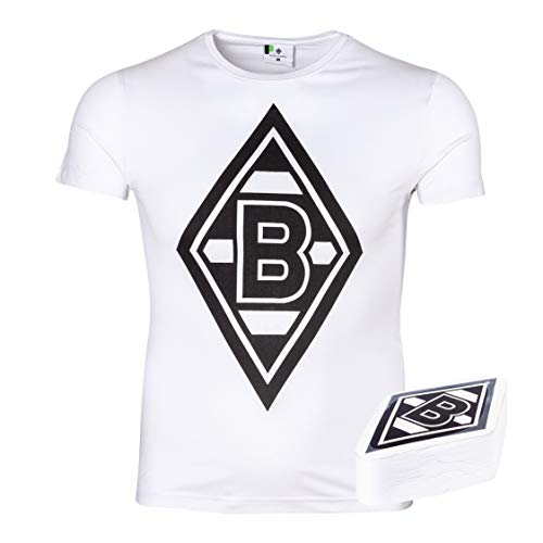 Borussia Mönchengladbach Press-Shirt Raute - T-Shirt (XXL)