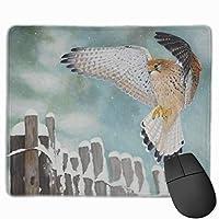 チェコの画家、イラストレーター マウスパッド 運びやすい オフィス 家 最適 おしゃれ 耐久性 滑り止めゴム底付き 快適操作性 30*25*0.3cm