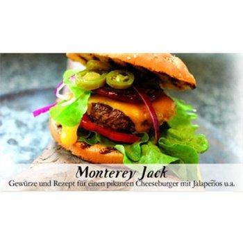 Feuer & Glas - 8 spezie per Monterey Jack ( 51g )
