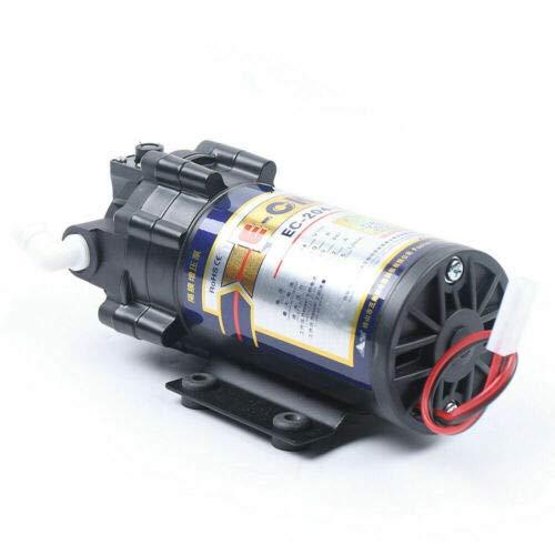 Neu 24V 80PSI 400G Druckerhöhungspumpe Naturewater Booster Pumpe für Auto waschen boot Reinigung und Garten Bewässerung