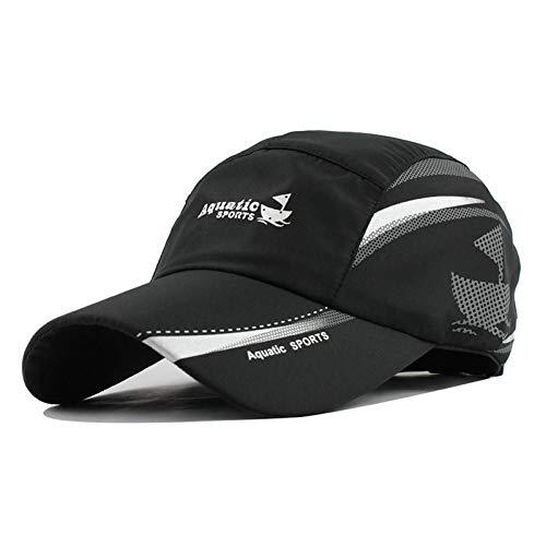 FBXYL Unisex Baseball Caps Zomer Snapback Ademende Motorfiets Vrouwelijke Fitted Quick-Dry Mannen Vrouwen Hoed Camping Hoeden