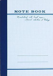 ショウエイドーA6ノートブック A6(24枚)横罫×10冊セット