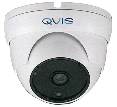 4K/8MP Dome-Kamera, 4-in-1, fest, weiß, für QVIS, Dome-Kameras, CCTV-Kameras