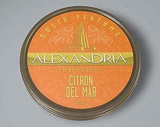 CITRON DEL MAR (SOLID FRAGRANCE) By Alexandria Fragrances