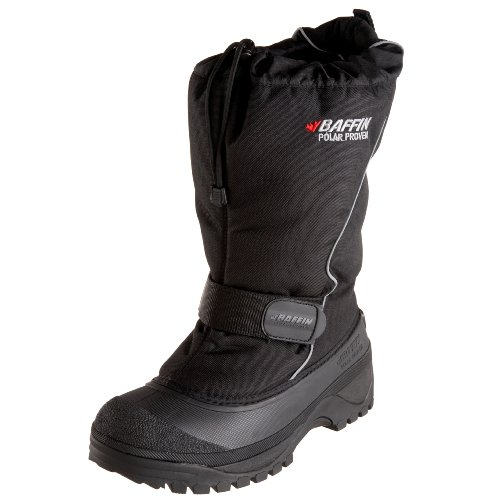 Tundra – Men's Winter, Waterproof/Insulated, Tall Height Snow Boot with Removable Liner, Snow Collar and Reflective Piping for Visibility