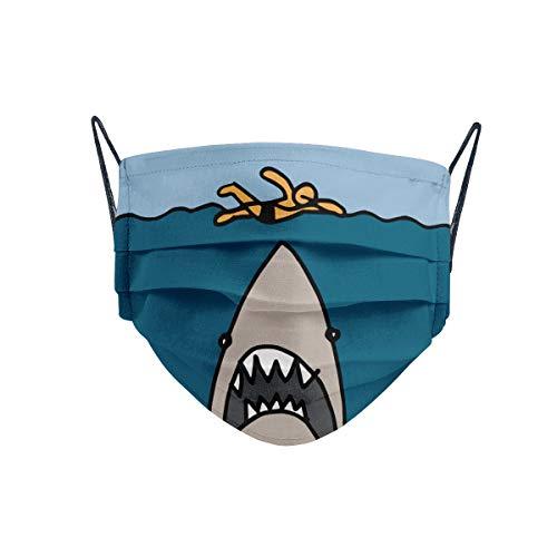 Cencibel Smart Casual Mascarilla Tiburon Película de Callate La Boca