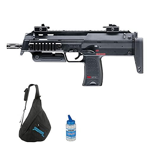 Arma de Airsoft HK MP7 A1 eléctrica (6mm)   Arma Larga semiautomática de Bolas PVC