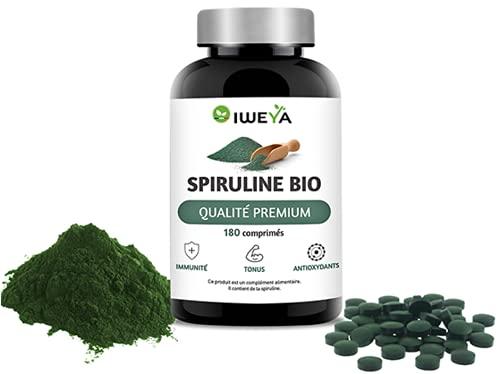 IWEYA - Espirulina orgánica