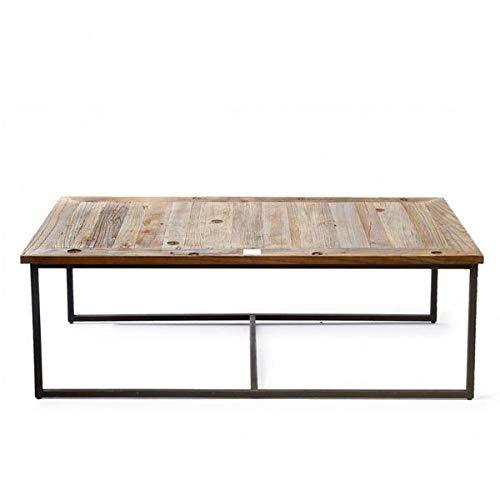 Riviera Maison - Shelter Island - Coffee Table - Beistelltisch Couchtisch - 130 x 70 cm