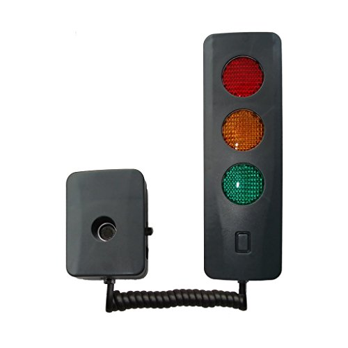 F Fityle First Home Garage Auto Parking Sensor Traffic Light Signals Distance