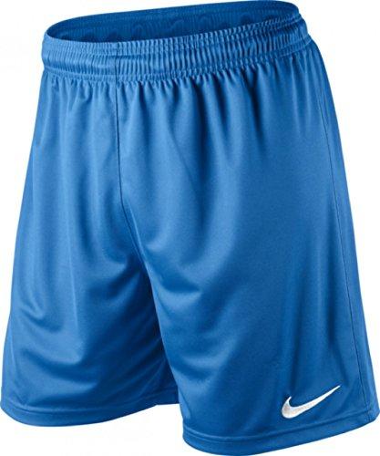 Nike Herren Park Ii Knit Shorts ohne Innenslip, Blau (Universität Blau/Weiß/412), L