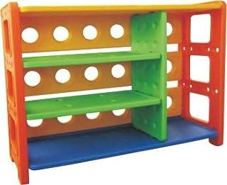 رف خزانة تخزين للاطفال للحقائب المدرسية ومتعدد ال اغراض