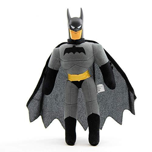 siqiwl Plüschtier 26 cm Spiel Bat Mann Plüsch Spielzeug Peluche Große Größe Batman Kuscheltiere Spielzeug Puppen Neue Ankünfte Baby Kinder Geburtstag Geschenk