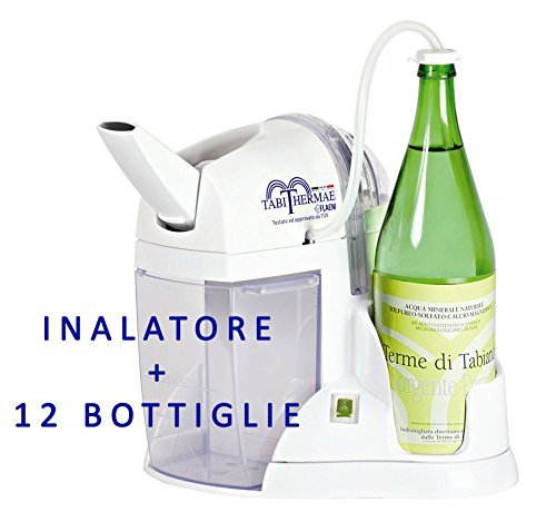 Flaem Tabi Thermae + 12 bottiglie Acqua Tabiano