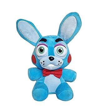 Toy Bonnie - 5 Nights Freddy s Plush  Toy Bonnie The Rabbit Boulder Toy Bonnie Plush - Freddy Plush - Birthday Plush Gift - XSmart Mall