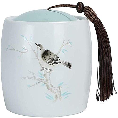 Cremation Urn Decorative Urns Funeral Adults Children Pet Sealed Against Moisture Elegant Finishes Perfect Souvenir for A Small Amount of Human Ashes (Size : #2)