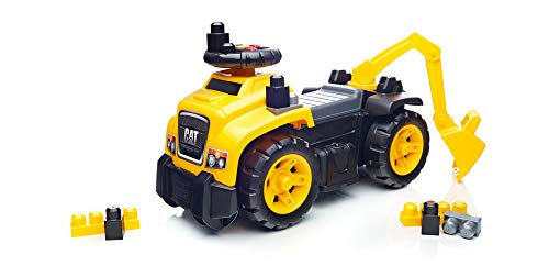 Mega Bloks Ride On Caterpillar...