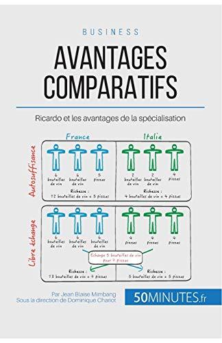 Avantages comparatifs: Ricardo et les avantages de la spécialisation: La spécialisation est-elle source d'avantages concurrentiels ?