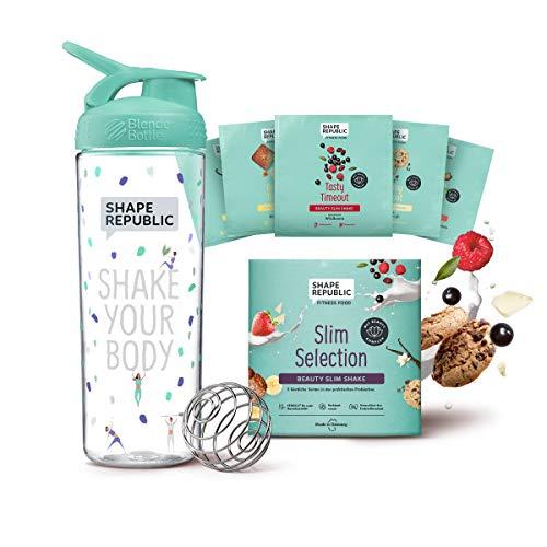 Shape Republic Beauty Slim Shake Sets (Probierpaket und Bottle)