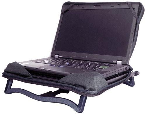 Baxterboard ergnomisch anpassbare Laptop Notebook Tasche inkl. passiver Kühlung