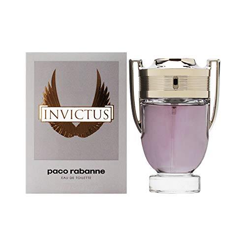 Invictus by Paco Rabanne Eau De Toilette for Men 100ml