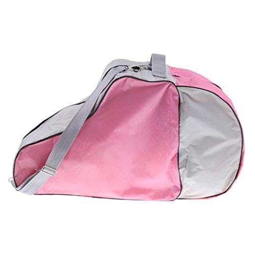 Schlittschuhtasche Skate Bag - Rosa