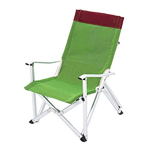 YYDD Leisure Chair Folding Recliner Side Reclining Chair Recliner With Pedals Portable Chair Director Chair Beach Fishing Camping Garden Multipurpose Anti-Corrosion