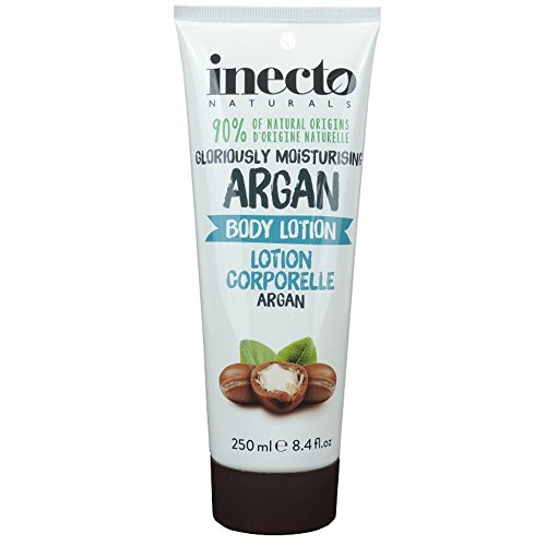 Inecto Naturals Argan Body Lotion, 1er Pack (1 x 250 ml)