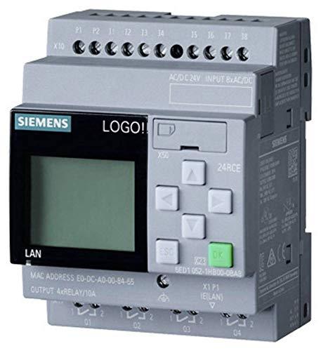 Siemens Indus.Sector LOGO! Logikmodul 6ED1052-1HB08-0BA0