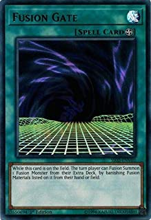 Yu-Gi-Oh! - Fusion Gate - SS02-ENV02 - Ultra Rare - 1st Edition - Speed Duel Decks - Duelists of Tomorrow