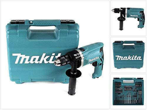 MAKITA HP1631KX3 Taladro percutor 710w 13mm automático prom