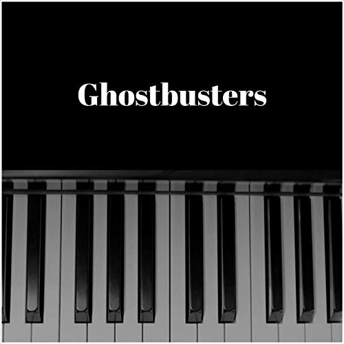 Ghostbusters - Crazy Piano Version