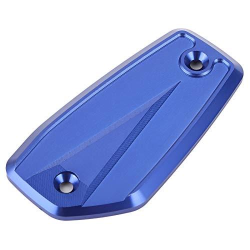 aqxreight - Tapa de depósito de líquido de freno delantero de taza de aceite de aluo para Katana/GSX-S1000 / GSX-S1000F(Azul)