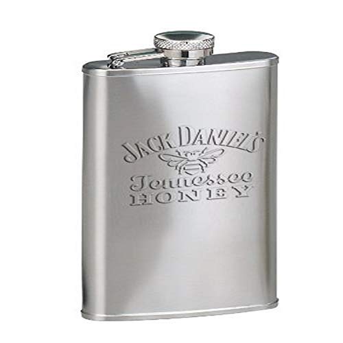 Jack Daniel's Licensed Barware Tennessee Honey Flask 5-Ounce