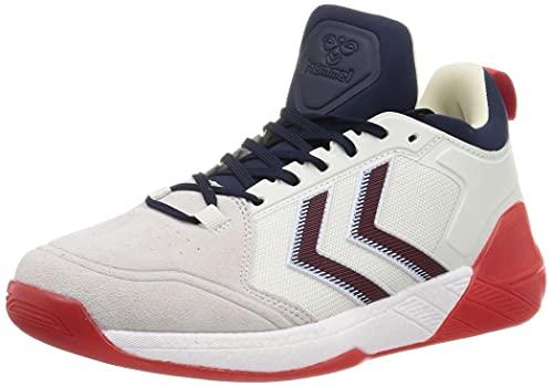hummel Unisex Handballschuhe Algiz 212115 Marshmallow 43