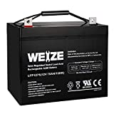 41pQZZAR5NL. SL160  - 12V Deep Cycle Marine Battery