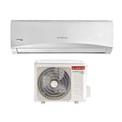 Ariston 3381275 Prios 18000 climatizzatore monosplit Wi-Fi Ready, Bianco, 18.000 btu