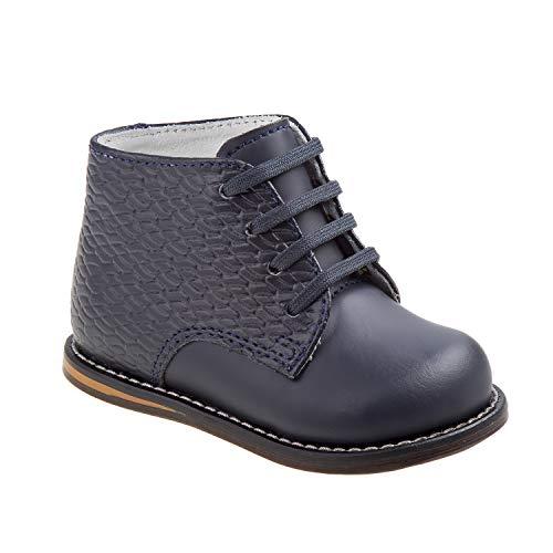 Josmo Kids' 8190woa Rain Shoe, Navy Woven
