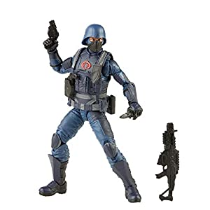 G.I. Joe Classified Series Cobra Infantry Action Figure 24 Collectible Premium Toy with Accessories 6-Inch Scale with…