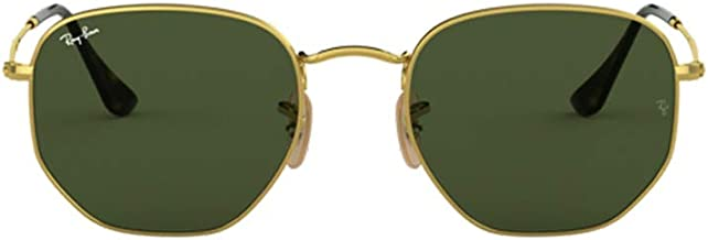 Óculos de Sol Ray-Ban Hexagonal RB3548NL 001 54-21