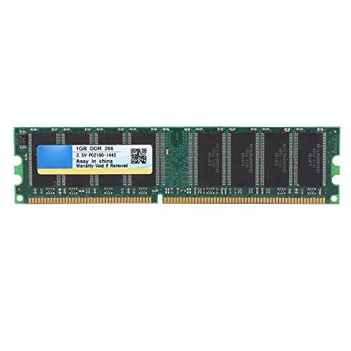 1GB DDR-module, PC 2.5V 184Pin 226MHZ DDR RAM Bank Board met stabiele prestaties voor desktopcomputer Moederbord