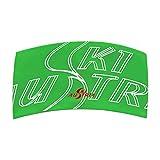 Ski Austria Shop Kinder Stirnband Headband Modal (Grün)