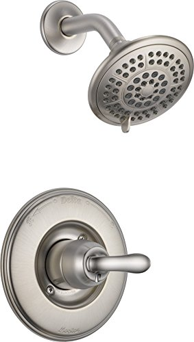 Delta Faucet Linden 14 Series Single-Function Shower Trim...