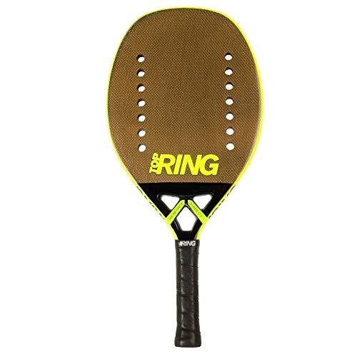 Top Ring Racchetta Beach Tennis Racket Logo Gold 2020